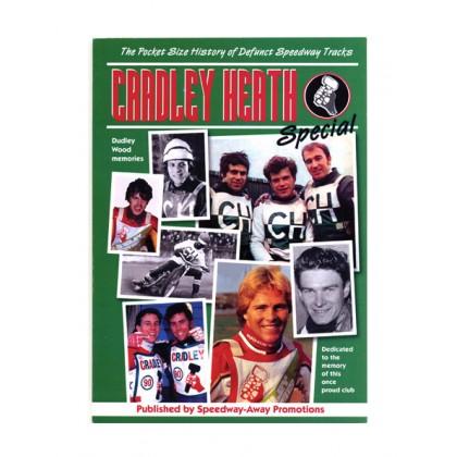 Defunct Tracks - Cradley Heath