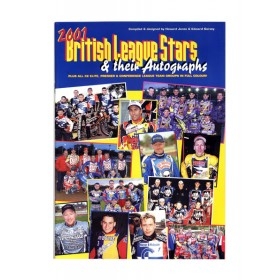 2001 British League Stars & Their Autographs