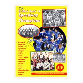 The British Book of Speedway Champions