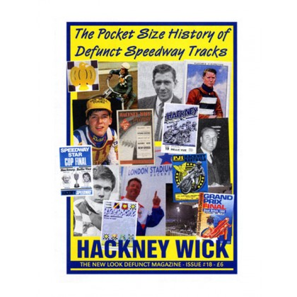 Hackney Wick - Defunct Issue #18