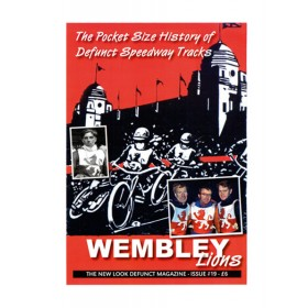 Wembley - Defunct Issue #19