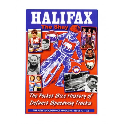 Halifax - Defunct Issue #21