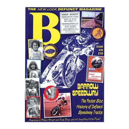 Barrow - Defunct Issue #39