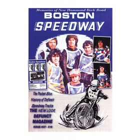 Boston - Defunct Issue #37