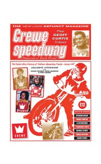 Crewe - Defunct Issue #47