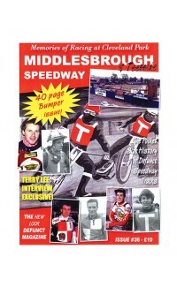 Middlesbrough - Defunct Issue #36