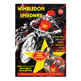 Wimbledon - Defunct Issue #45