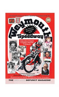 Weymouth - Defunct Issue #51 and #52