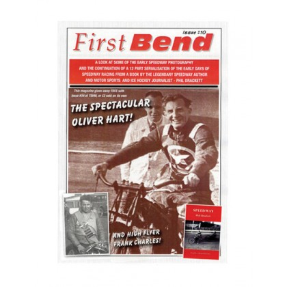 First Bend - Issue #10