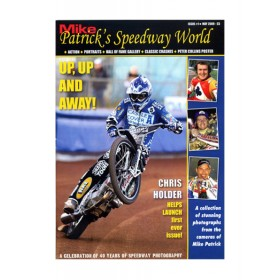 Mike Patrick's Speedway World - Issue #1
