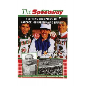 The Speedway History Magazine: Vol1 - Issues #1-12