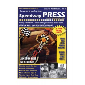 Speedway PRESS - Issue #15