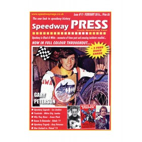 Speedway PRESS - Issue #17
