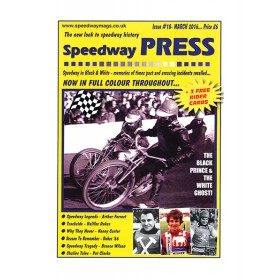 Speedway PRESS - Issue #18