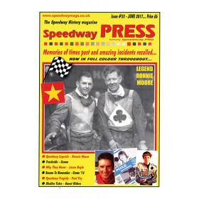 Speedway PRESS - Issue #33
