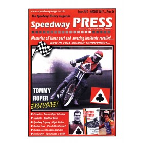Speedway PRESS - Issue #35