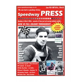 Speedway PRESS - Issue #20
