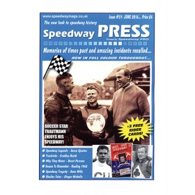 Speedway PRESS - Issue #21
