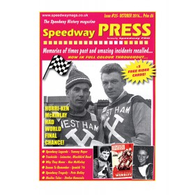 Speedway PRESS - Issue #25