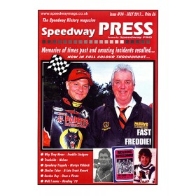 Speedway PRESS - Issue #34