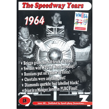 The Speedway Years - 1964