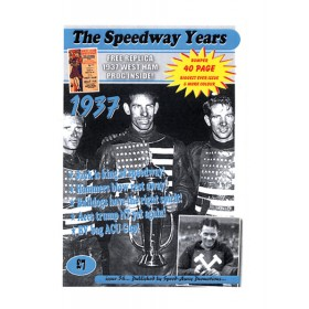 The Speedway Years - 1937