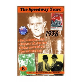 The Speedway Years - 1938