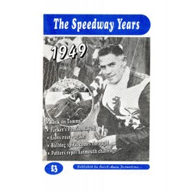 The Speedway Years - 1949