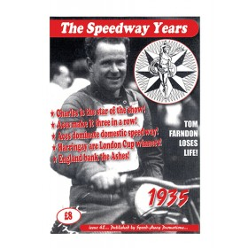 The Speedway Years - 1935