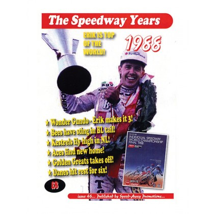 The Speedway Years - 1988