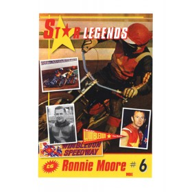 Star Legends - Ronnie Moore #6