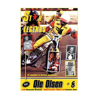 Star Legends - Ole Olsen #8