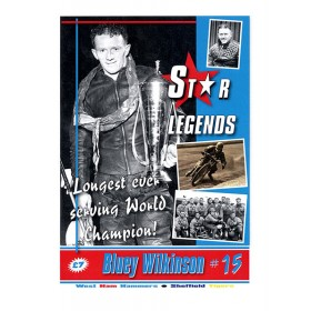Star Legends - Bluey Wilkinson #15