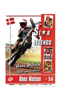 Star Legends - Hans Nielsen #14