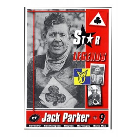 Star Legends - Jack Parker #9