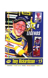 Star Legends - Tony Rickardsson #13